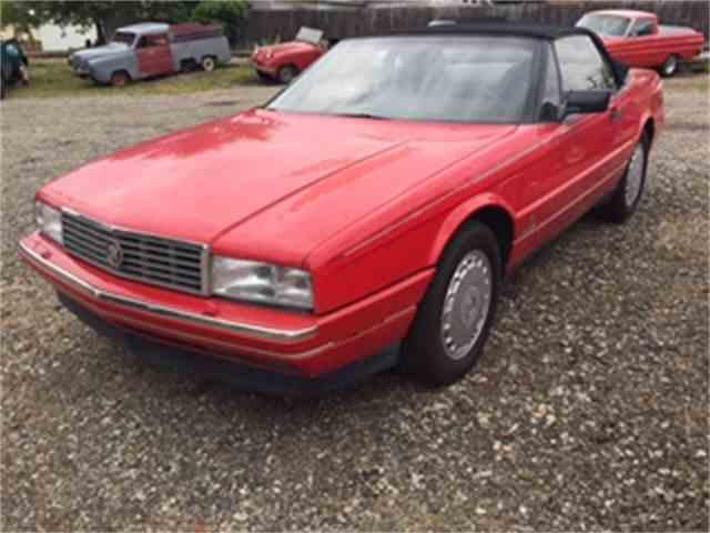 1990 Cadillac Allante | 1019138