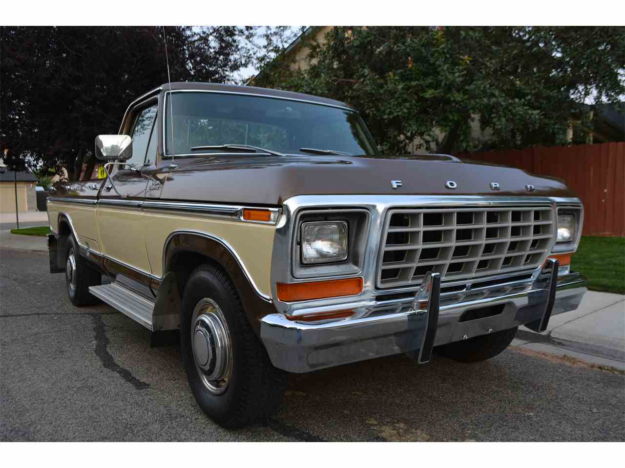 Large Picture of '79 F250 - LUDI