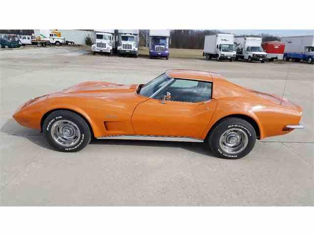 1973 Chevrolet Corvette | 1010915