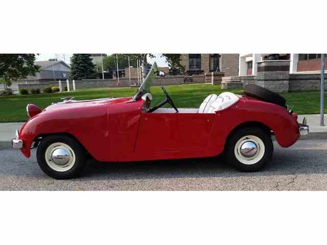 1952 Crosley Super Sports   1019175