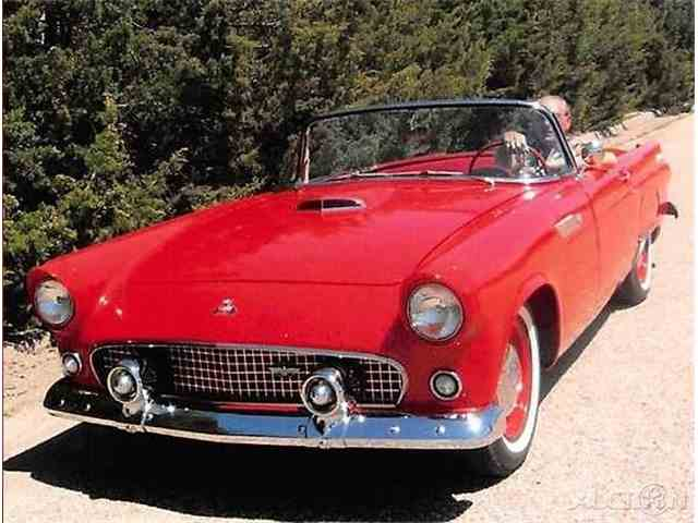 1955 Ford Thunderbird | 1019184