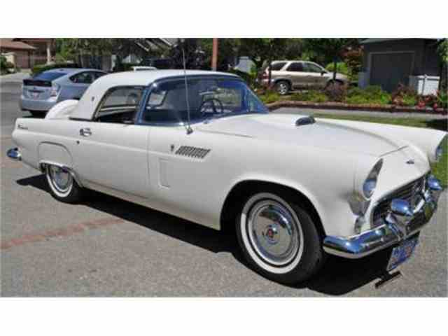1956 Ford Thunderbird   1019187