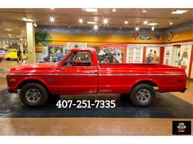 1969 Chevrolet C/K 10 | 1010092