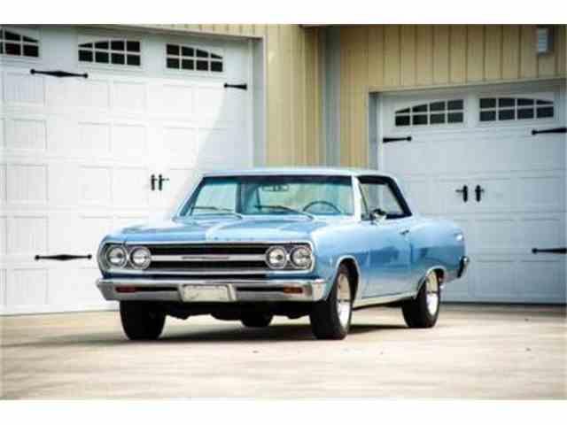 1965 Chevrolet Malibu   1019224
