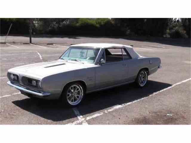 1967 Plymouth Barracuda | 1019236