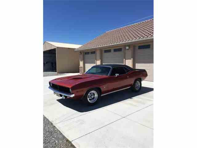 1970 Plymouth Barracuda   1019260
