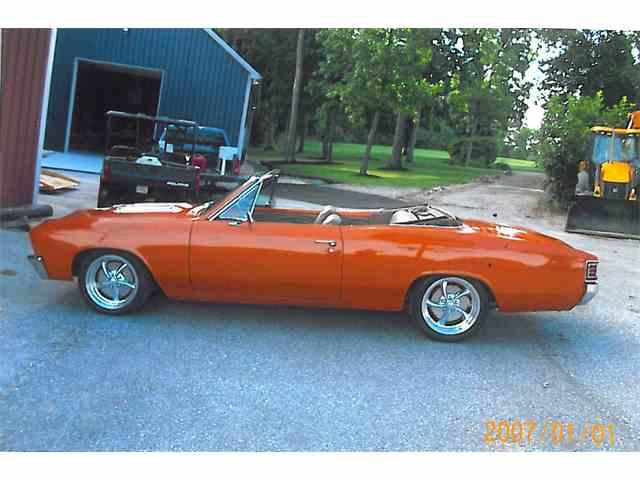 1967 Chevrolet Chevelle | 1010927