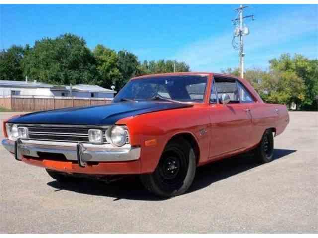 1972 Dodge Dart   1019270