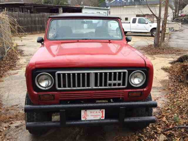 1974 International Harvester Scout II | 1019273