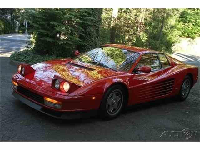 1987 Ferrari Testarossa | 1019286