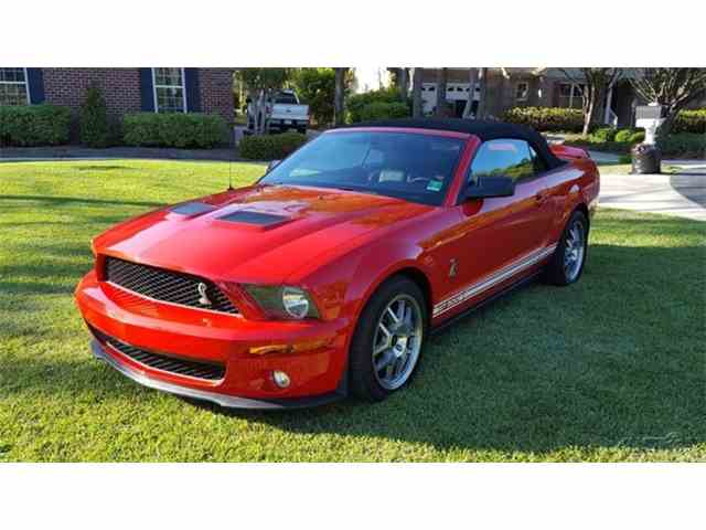 2007 Shelby GT500   1019309