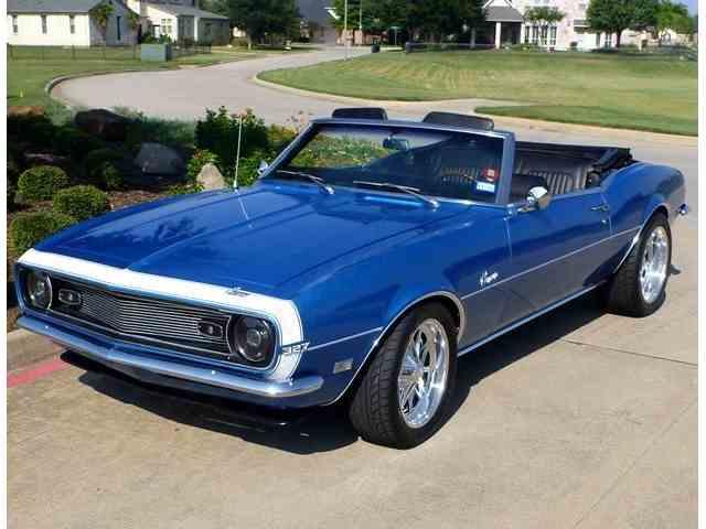 1968 Chevrolet Camaro | 1019341