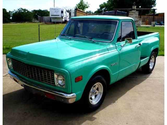 1971 Chevrolet Cheyenne | 1019349