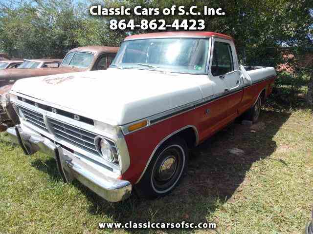 1975 Ford F100 | 1019353