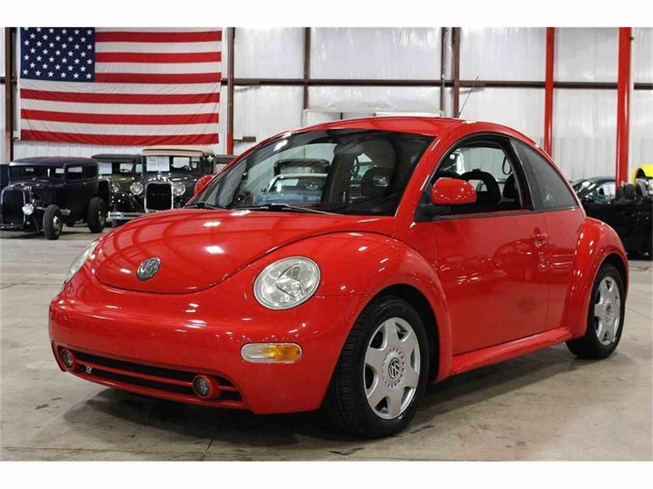 Large Picture of '98 Volkswagen Beetle - LUJE