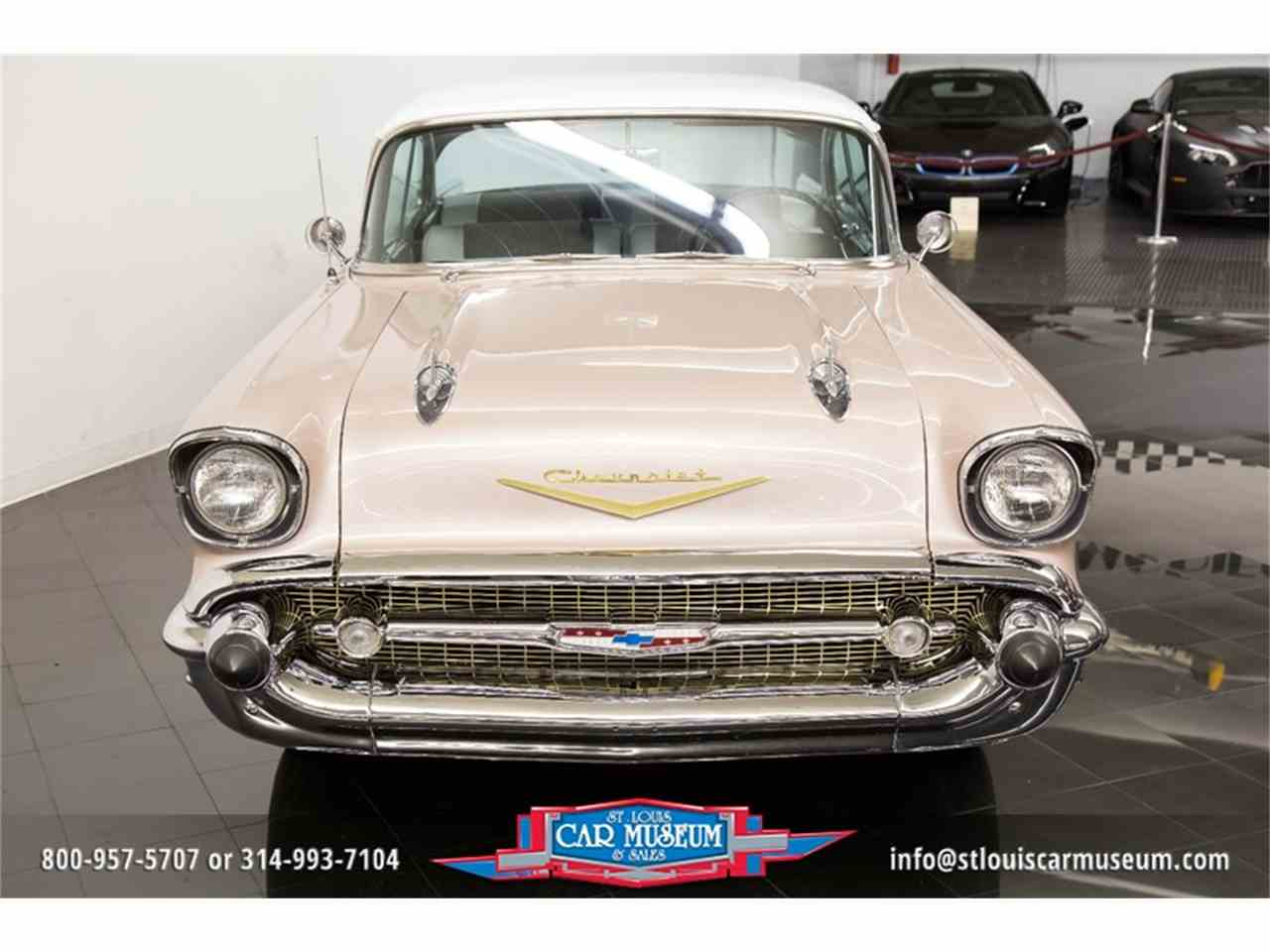 Large Picture of Classic '57 Chevrolet Bel Air - LUJG
