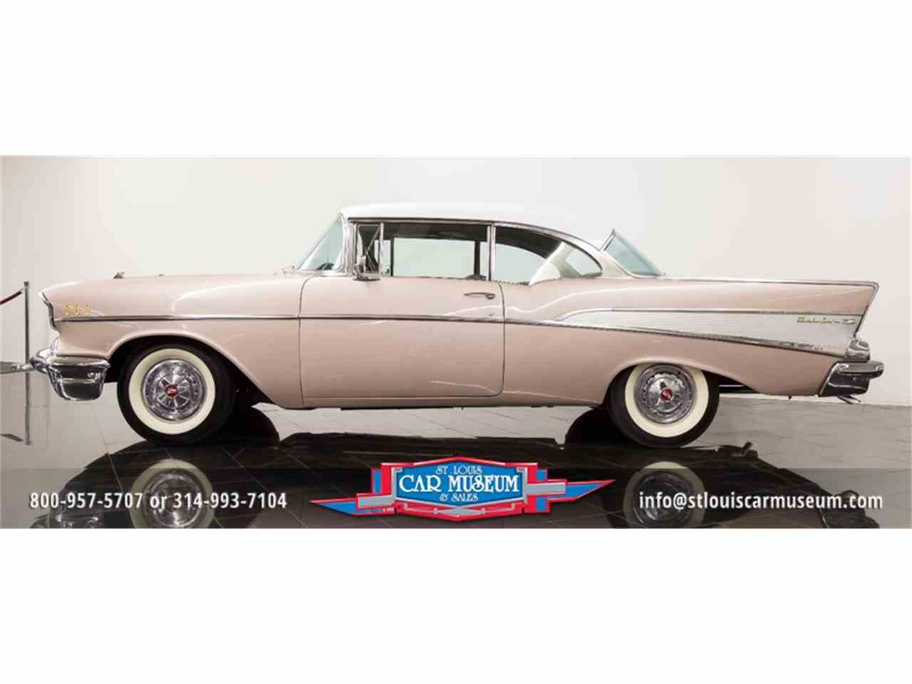 Large Picture of Classic '57 Bel Air - LUJG