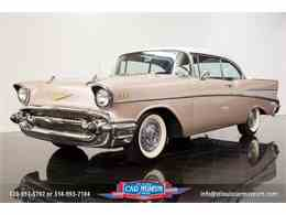 Picture of Classic 1957 Chevrolet Bel Air located in Missouri - $45,900.00 Offered by St. Louis Car Museum - LUJG