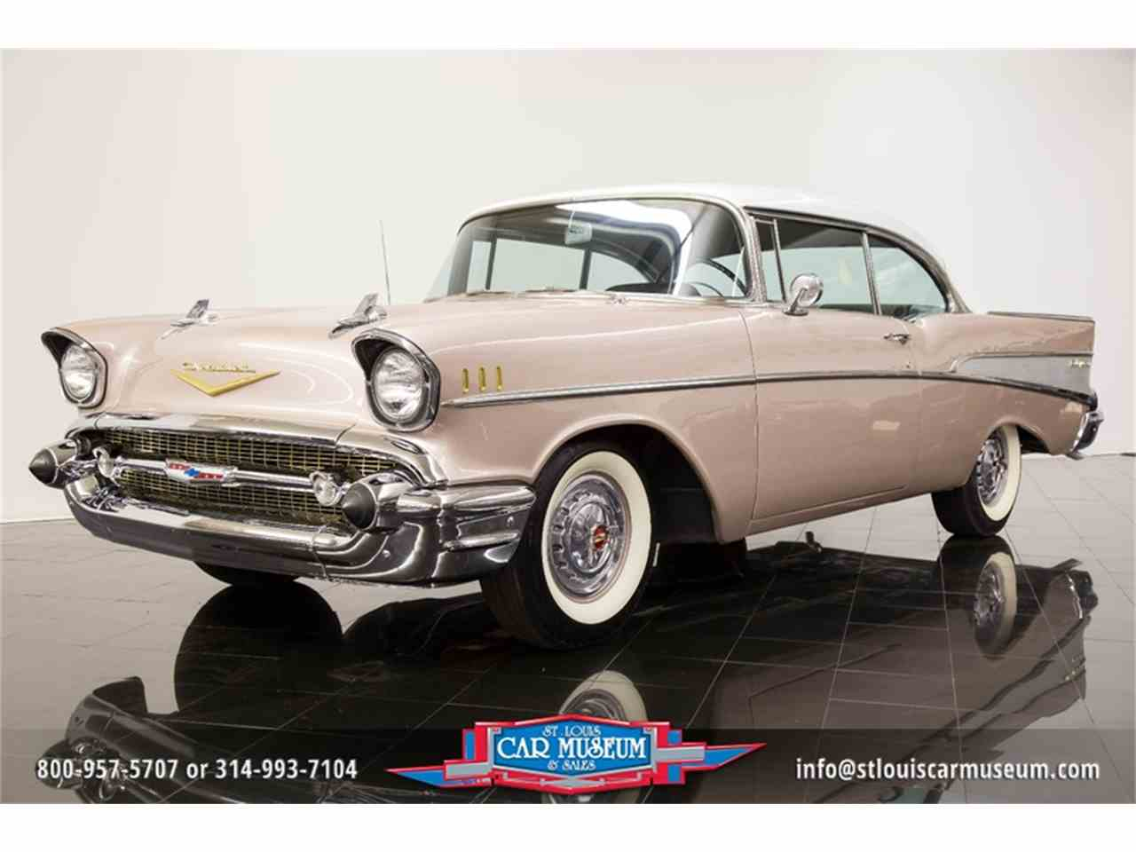 Large Picture of Classic '57 Bel Air located in Missouri - $45,900.00 - LUJG
