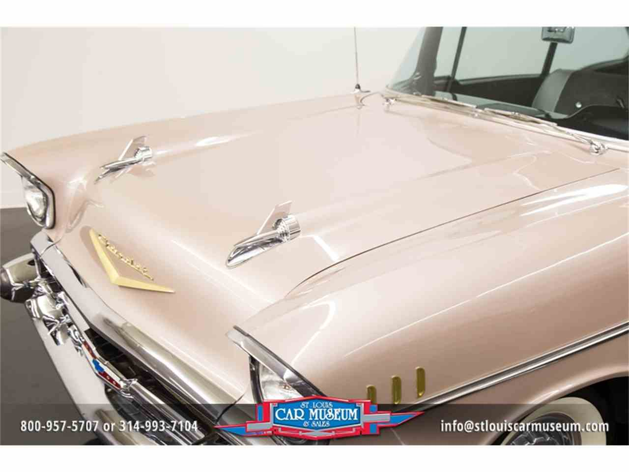 Large Picture of '57 Bel Air - $45,900.00 Offered by St. Louis Car Museum - LUJG