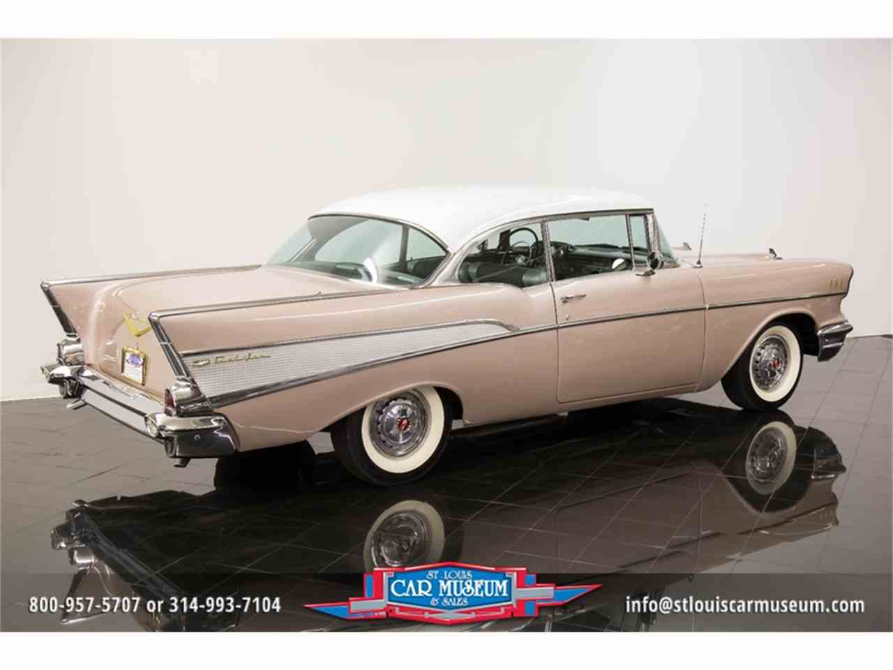 Large Picture of Classic 1957 Chevrolet Bel Air - $45,900.00 - LUJG