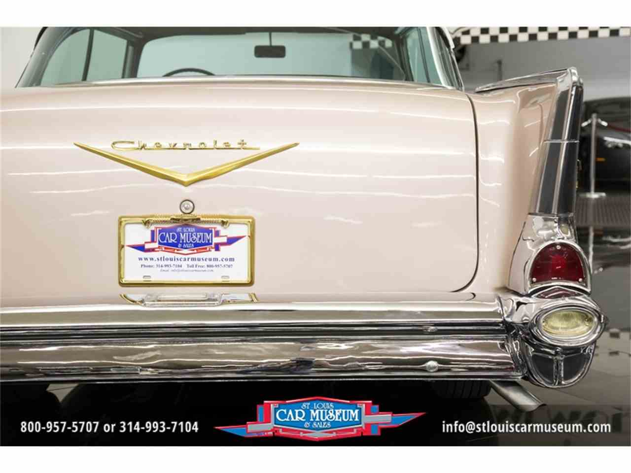 Large Picture of Classic '57 Bel Air - $45,900.00 - LUJG