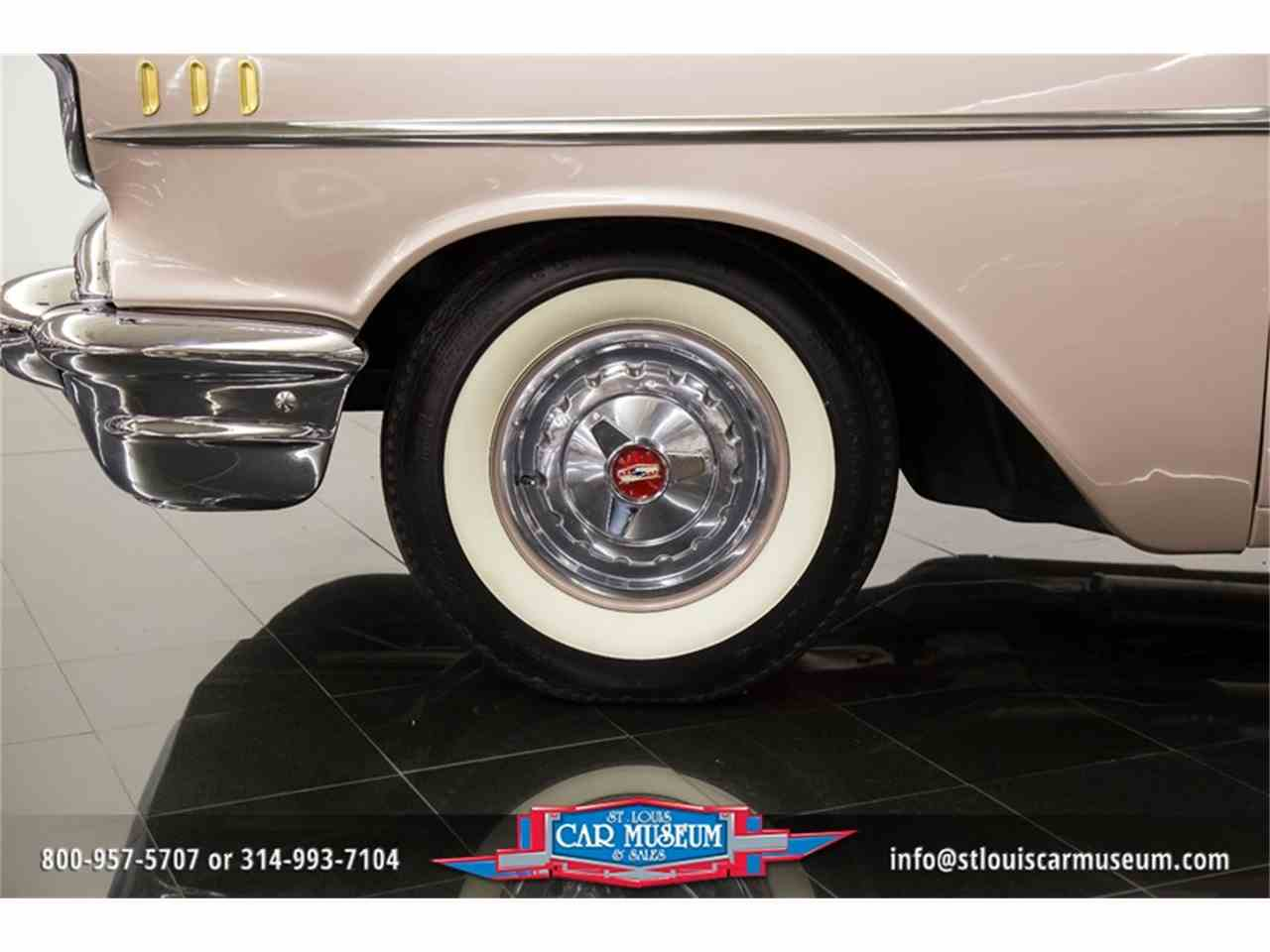 Large Picture of Classic 1957 Chevrolet Bel Air located in St. Louis Missouri - LUJG