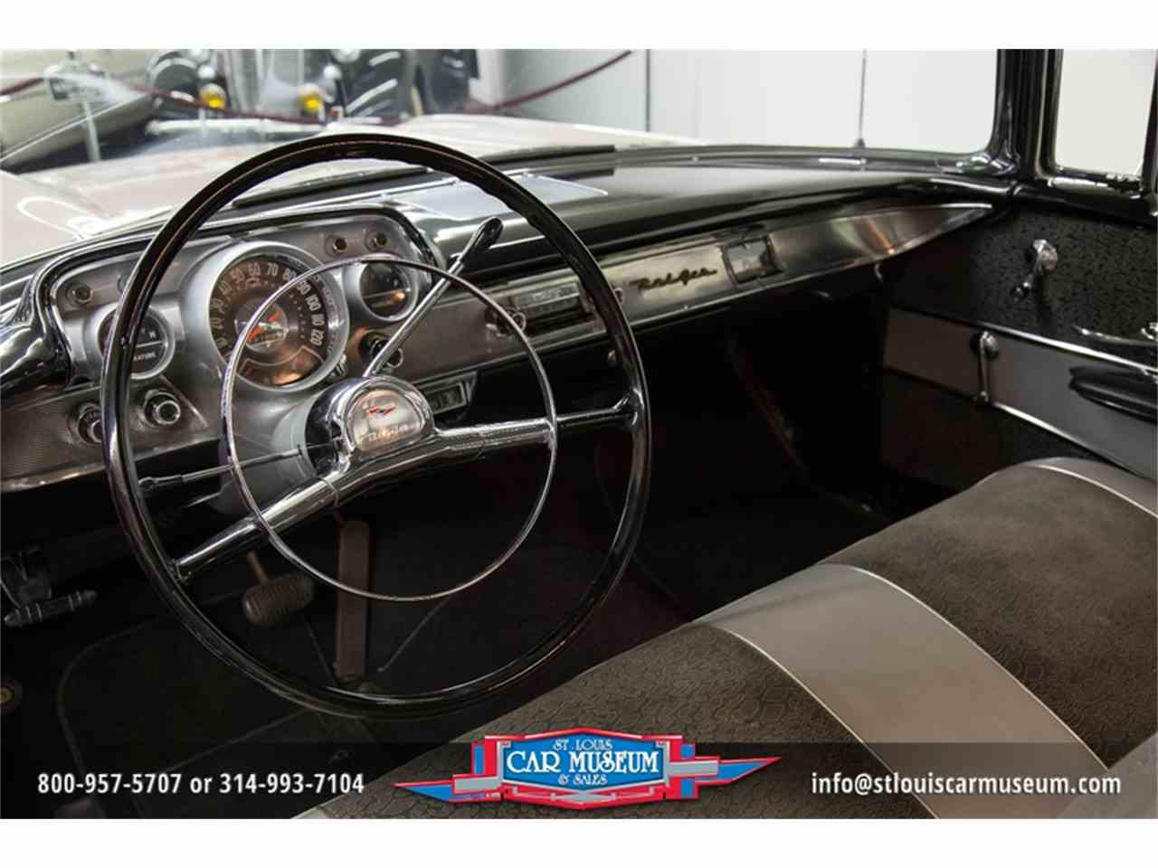 Large Picture of '57 Chevrolet Bel Air located in St. Louis Missouri - $45,900.00 Offered by St. Louis Car Museum - LUJG