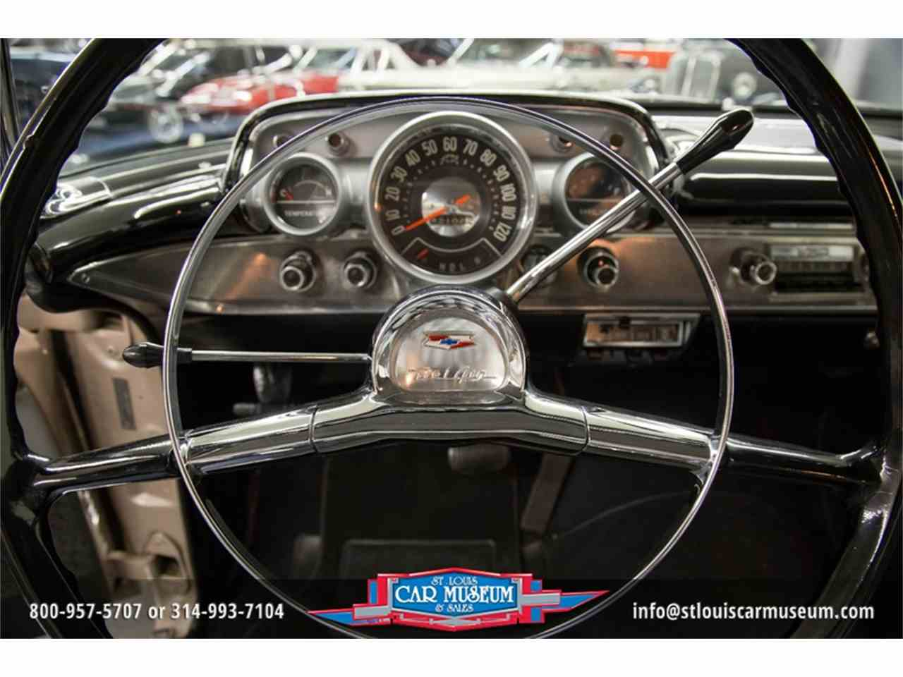 Large Picture of '57 Bel Air located in Missouri - $45,900.00 Offered by St. Louis Car Museum - LUJG