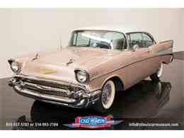 Picture of Classic '57 Bel Air located in Missouri - $45,900.00 Offered by St. Louis Car Museum - LUJG