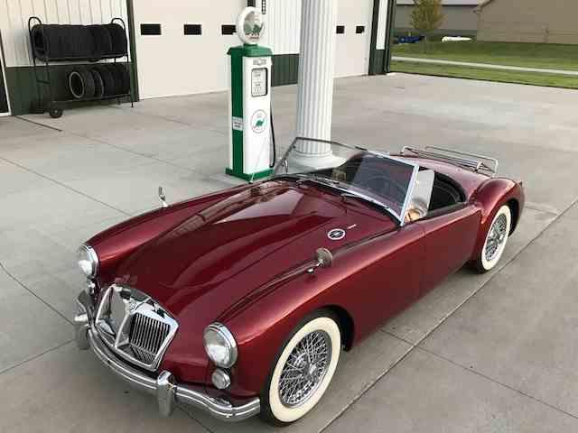 1960 MG MGA | 1010936