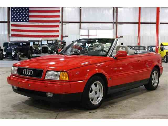 1995 Audi Cabriolet | 1019360