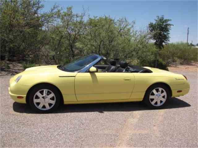 2002 Ford Thunderbird | 1019361