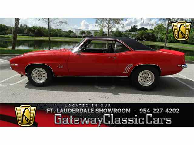 1969 Chevrolet Camaro For Sale On Classiccars Com 300