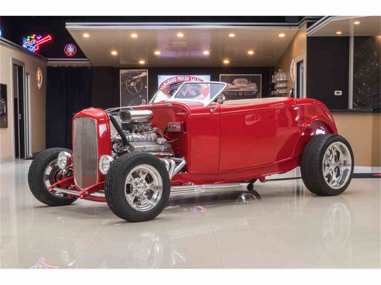 Hot Rod And Classic Car Dealers