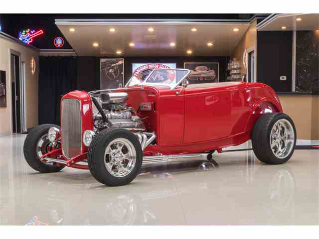 1932 Ford Roadster Street Rod | 1019376