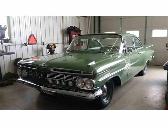 1959 Chevrolet Biscayne | 1019378