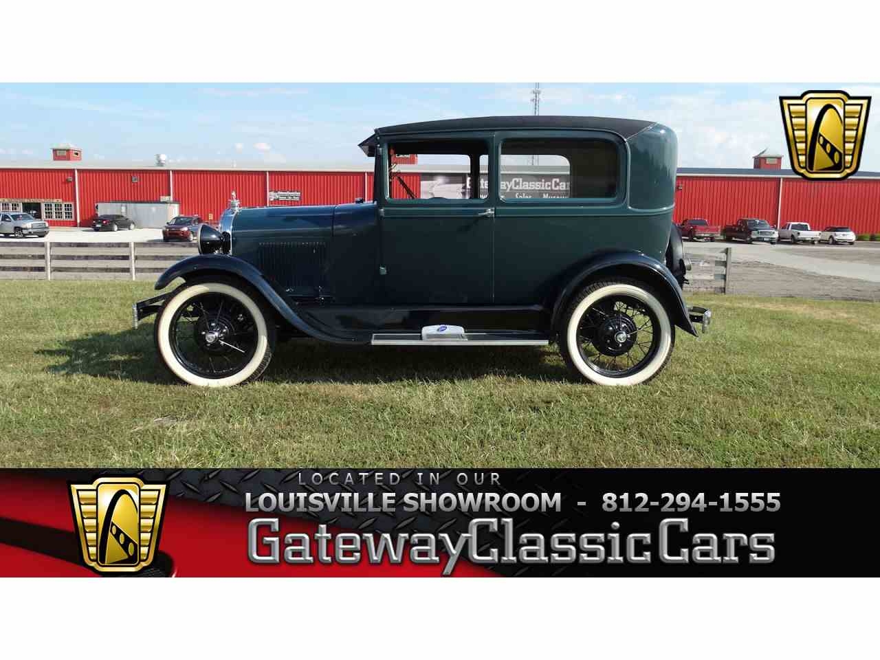 Large Picture of '28 Model A - $18,995.00 Offered by Gateway Classic Cars - Louisville - LUK3