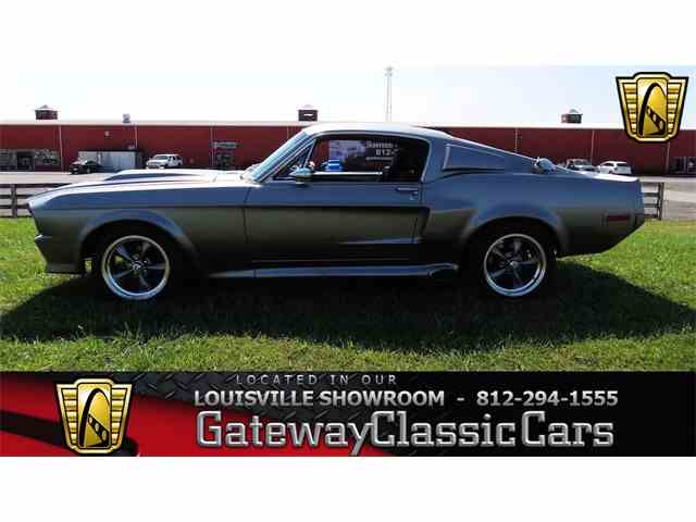 1968 Ford Mustang   1019381
