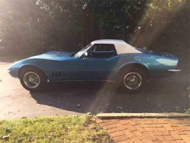 1969 Chevrolet Corvette | 1019386