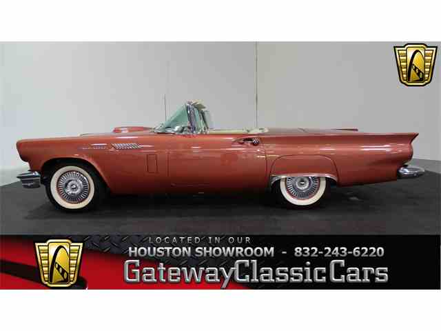 1957 Ford Thunderbird | 1019387