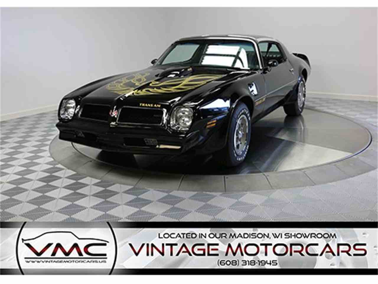 Large Picture of '76 Firebird Trans Am - LUKI