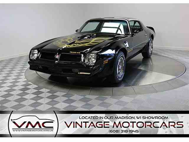 1976 Pontiac Firebird Trans Am | 1019394