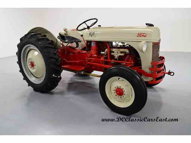1954 Ford 8n Tractor : To ford for sale on classiccars available