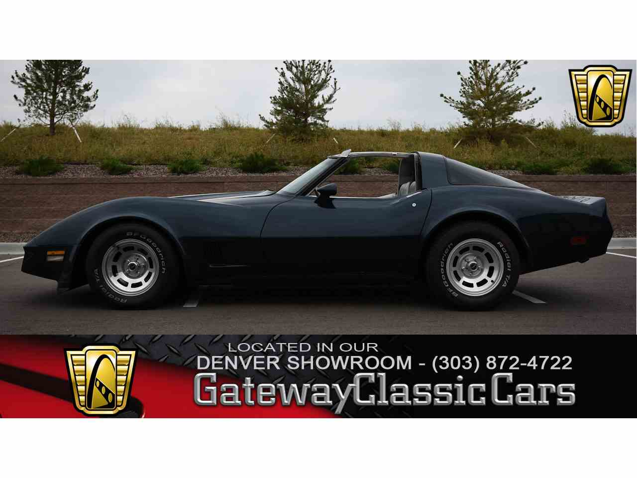 Large Picture of '81 Corvette - LUKL