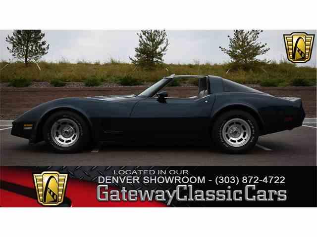 1981 Chevrolet Corvette | 1019397
