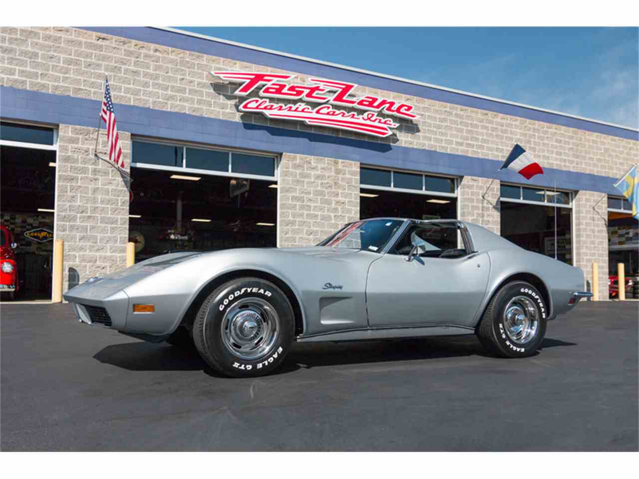 Large Picture of '73 Corvette - LUKQ