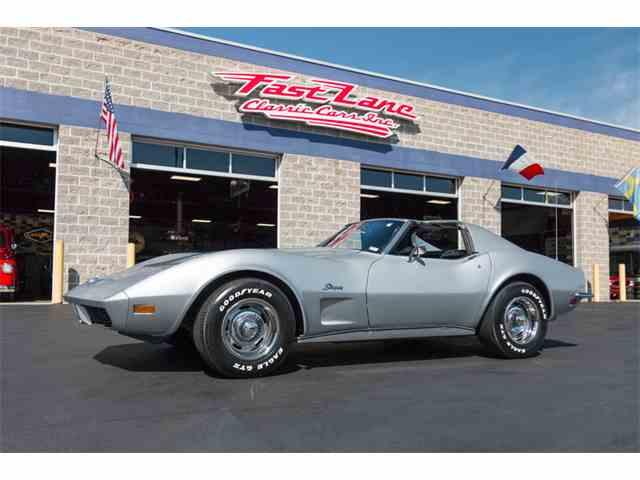 1973 Chevrolet Corvette | 1019402