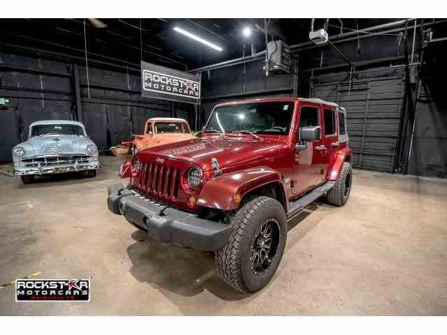 2007 Jeep Wrangler | 1019410