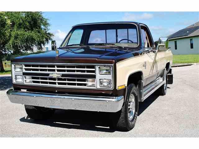 1986 Chevrolet C/K 20 | 1019418